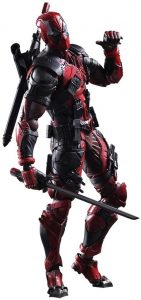 Figura de Deadpool de los X-Men de Square Enix - Figuras coleccionables de Deadpool