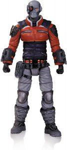 Figura de Deadshot de Arkham Origins de DC Collectibles - Figuras coleccionables de Deadshot de Escuadrón Suicida de Batman