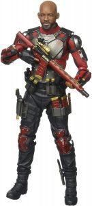 Figura de Deadshot de Bandai de Will Smith - Figuras coleccionables de Deadshot de Escuadrón Suicida de Batman