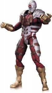 Figura de Deadshot de DC Collectibles - Figuras coleccionables de Deadshot de Escuadrón Suicida de Batman