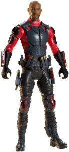 Figura de Deadshot de Multiverse Mattel - Figuras coleccionables de Deadshot de Escuadrón Suicida de Batman