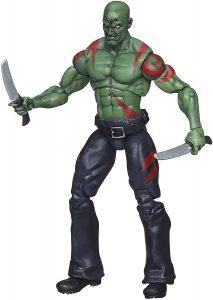 Figura de Drax de Guardianes de la galaxia de Marvel Infinite Series - Figuras coleccionables de Drax