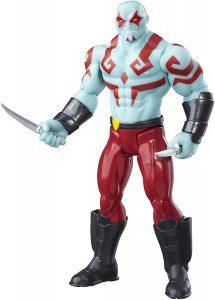 Figura de Drax de los cómics de Guardianes de la galaxia de Hasbro - Figuras coleccionables de Drax