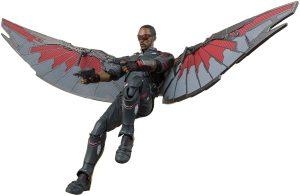 Figura de Falcon de Bandai - Figuras coleccionables de Falcon