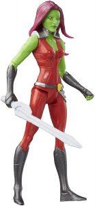 Figura de Gamora de Guardianes de la galaxia de Hasbro - Figuras coleccionables de Gamora