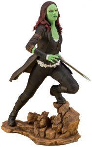 Figura de Gamora de Guardianes de la galaxia de Kotobukiya - Figuras coleccionables de Gamora