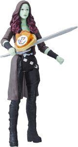 Figura de Gamora de Guardianes de la galaxia de Marvel Avengers - Figuras coleccionables de Gamora