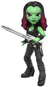 Figura de Gamora de Guardianes de la galaxia de Rock Candy - Figuras coleccionables de Gamora