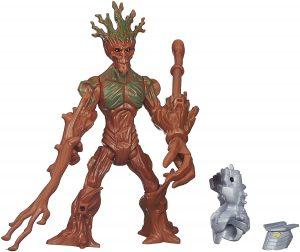 Figura de Groot de Guardianes de la galaxia de Marvel Super Hero mashers - Figuras coleccionables de Groot