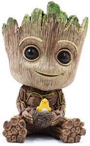 Figura de Groot de Guardianes de la galaxia de Tiesto - Figuras coleccionables de Groot