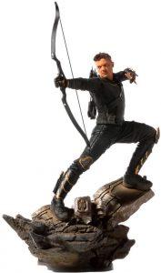 Figura de Hawkeye de Iron Studios - Figuras coleccionables de Ojo de Halcón - Hawkeye