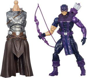 Figura de Hawkeye de Legends Infinite - Figuras coleccionables de Ojo de Halcón - Hawkeye