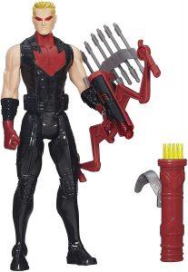 Figura de Hawkeye de Marvel Avengers - Figuras coleccionables de Ojo de Halcón - Hawkeye