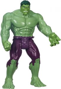 Figura de Hulk de Hasbro 2 - Figuras coleccionables de Hulk