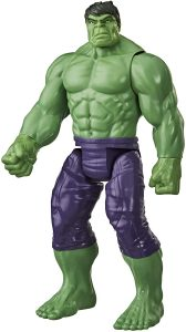 Figura de Hulk de Hasbro - Figuras coleccionables de Hulk