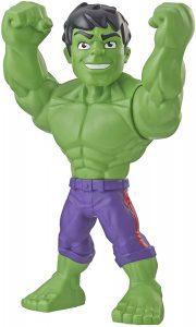 Figura de Hulk de Playskool - Figuras coleccionables de Hulk
