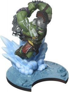 Figura de Hulk de Quantum Mechanix - Figuras coleccionables de Hulk