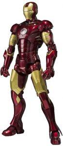 Figura de Iron Man de Bandai - Figuras coleccionables de Iron Man