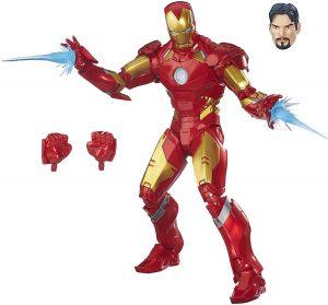 Figura de Iron Man de Hasbro - Figuras coleccionables de Iron Man
