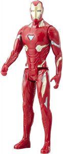 Figura de Iron Man de Hasbro- Figuras coleccionables de Iron Man