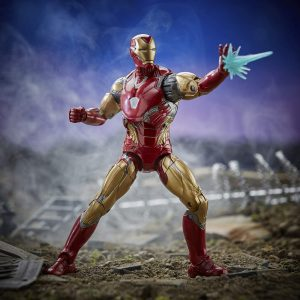 Figura de Iron Man de Marvel - Figuras coleccionables de Iron Man