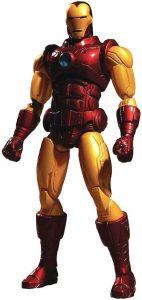 Figura de Iron Man de Mezcotoys - Figuras coleccionables de Iron Man