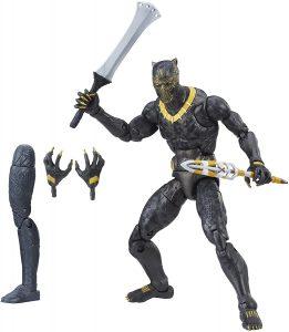 Figura de Killmonger de Marvel Legends - Figuras coleccionables de Killmonger de Black Panther - Pantera Negra