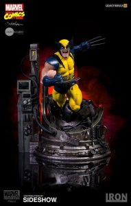 Figura de Lobezno de los X-Men de Iron Studios - Figuras coleccionables de Lobezno