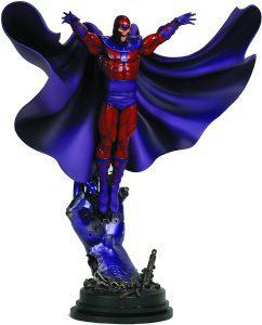 Figura de Magneto de los X-Men de Bowen - Figuras coleccionables de Magneto