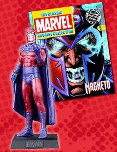 Figura de Magneto de los X-Men de Eaglemoss - Figuras coleccionables de Magneto