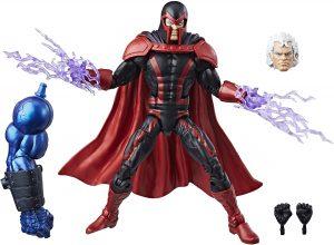 Figura de Magneto de los X-Men de Marvel Legends de Hasbro - Figuras coleccionables de Magneto