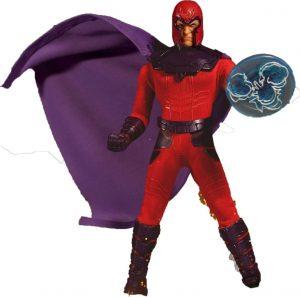 Figura de Magneto de los X-Men de Marvel One - Figuras coleccionables de Magneto