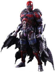 Figura de Magneto de los X-Men de Square Enix - Figuras coleccionables de Magneto