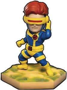 Figura de Mini Cíclope de los X-Men de Beast Kingdom - Figuras coleccionables de Cíclope