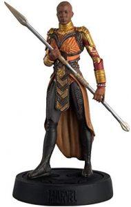 Figura de Okoye de Eaglemoss - Figuras coleccionables de Black Panther - Pantera Negra