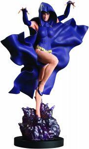 Figura de Raven de DC Universe - Figuras coleccionables de Raven