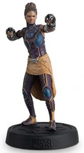 Figura de Shuri de Eaglemoss - Figuras coleccionables de Black Panther - Pantera Negra