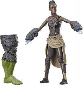 Figura de Shuri de Marvel Legends - Figuras coleccionables de Black Panther - Pantera Negra
