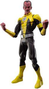 Figura de Sinestro de DC Heroes - Figuras coleccionables de Sinestro