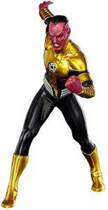Figura de Sinestro de Kotobukiya - Figuras coleccionables de Sinestro