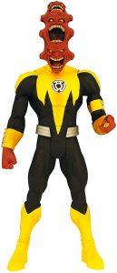 Figura de Sinestro de Mattel - Figuras coleccionables de Sinestro