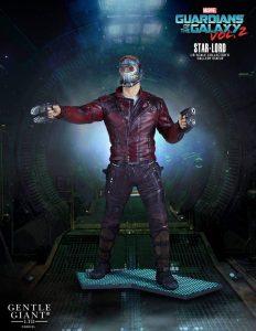 Figura de Star Lord de Guardianes de la galaxia de Gentle Giant - Figuras coleccionables de Star Lord