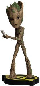 Figura de Teen Groot de Guardianes de la galaxia de Neca - Figuras coleccionables de Groot