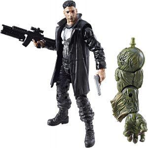 Figura de The Punisher de Hasbro - Figuras coleccionables de The Punisher