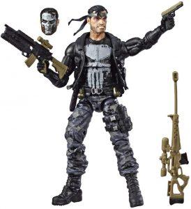 Figura de The Punisher de Marvel Classic - Figuras coleccionables de The Punisher