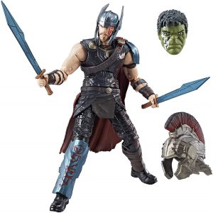 Figura de Thor de Hasbro - Figuras coleccionables de Thor