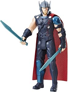 Figura de Thor de Marvel Comics - Figuras coleccionables de Thor