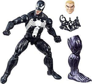 Figura de Venom de Hasbro Marvel Legend Series - Figuras coleccionables de Venom