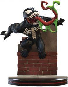 Figura de Venom de Quantum Mechanix - Figuras coleccionables de Venom