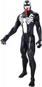 Figura de Venom de Titan Hero Series de Hasbro - Figuras coleccionables de Venom